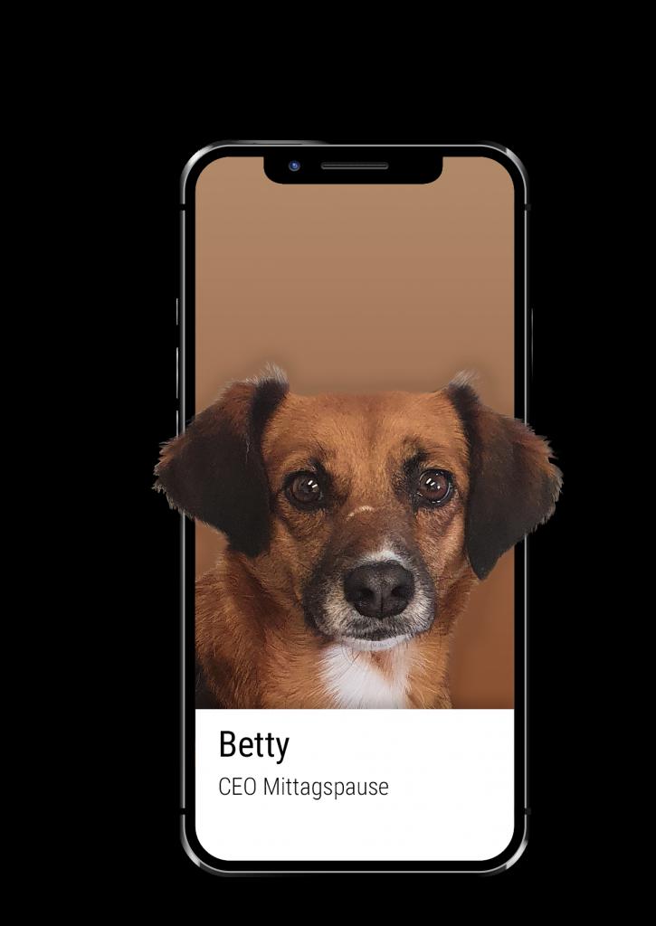 Betty Agenturhund